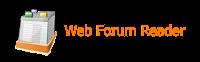 Web Forum Reader - чтение интернет-форумов и конференций